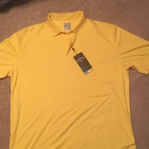 New with tags Callaway Golf Shirt Large